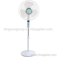 quiet stand fan