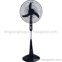 timer stand fan
