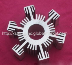 Sell Industrial Aluminum Profile For Heat Sink