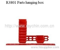 Parts hanging box