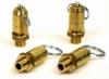 1bar,2bar,3bar,4bar,5bar,6bar,7bar brass blow off valves