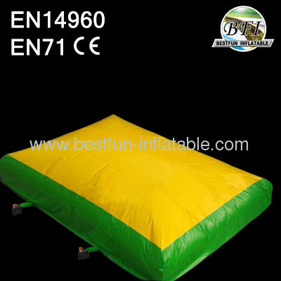 Inflatable Big Air Bag For Adventure