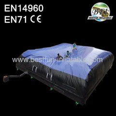 Inflatable 9*9m Freestyle AirBag