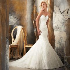 cheap white wedding dresses