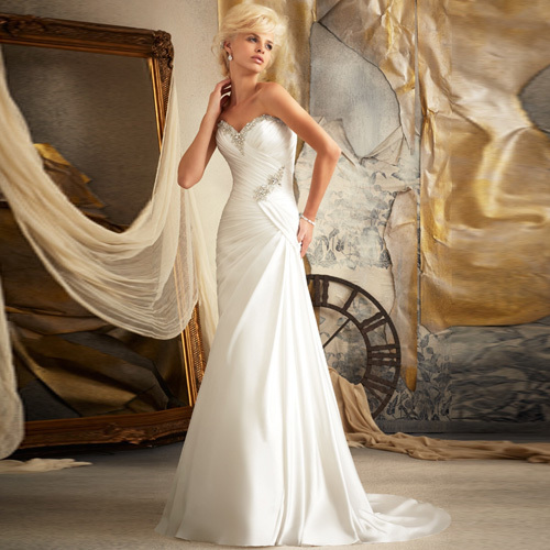 Wedding dresses 2013 design