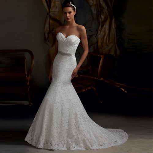 Lastest wedding dresses design