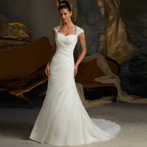Most Beautiful Wedding Dress 2013 From China Manufacturer