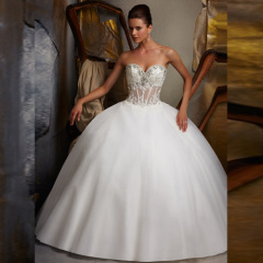 2013 wedding dresses full gown