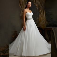 cheap bridal dresses chiffon
