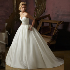 lastest OEM wedding dress 2013