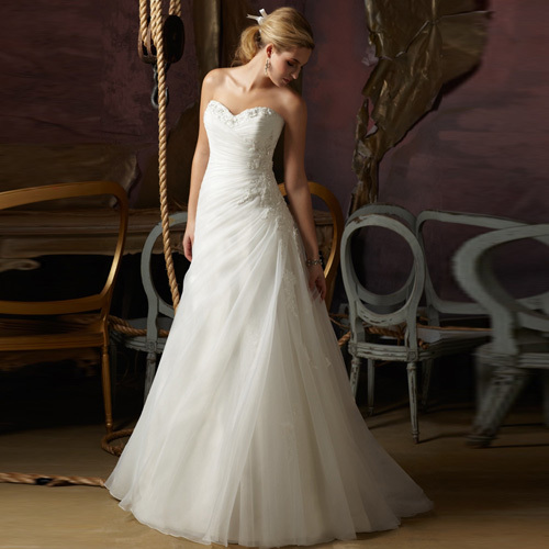 outlet wedding dress from China manufacturer - George Bride Wedding ...