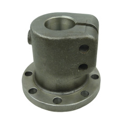 Drive shaft parts Companion Flange Circular Type Straight Round Hole