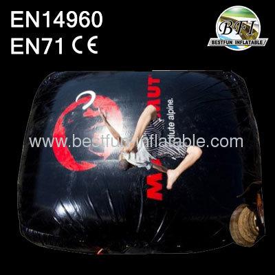 Jumping Air Bag For BMX