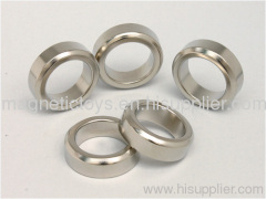 ring rare earth ndfeb magnet