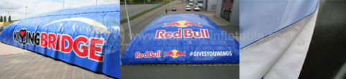 Redbull Airbags For Skiers