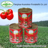 canned 100% natural tomato paste