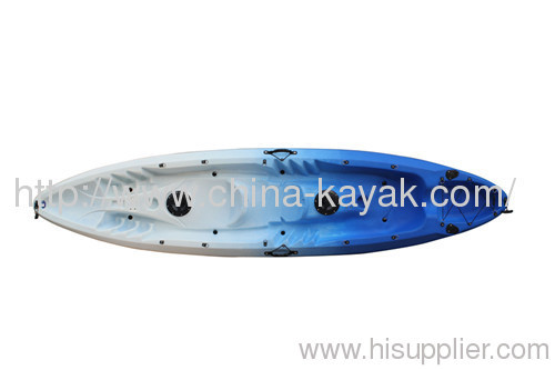 New double kayaks boats sit on top from china for Double fishing kayak