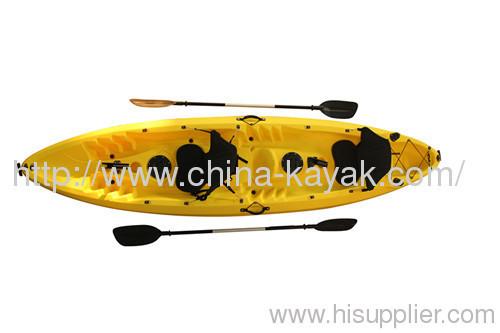 Fishing kayak tandem kayak cool kayak from china for Fishing kayak brands