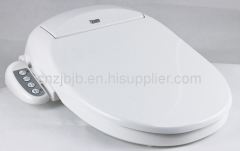 Washing position adjustable Electronic toilet seat cover
