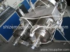 PVC-U pipe making machine