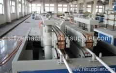PVC-U pipe production line