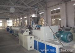 UPVC pipe making machine