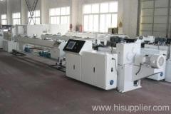 China UPVC pipe making machine