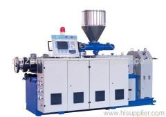 160mm PVC pipe making machine