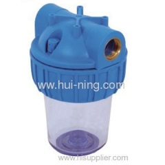 ABS water filter housing