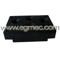 ISO4401 Standard Pattern Rexroth G354/01 (G3/4) Hydraulic Subplate