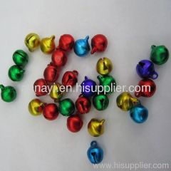 colorful small jingle bell