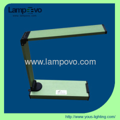 4W Foldable led desk lamp with battery