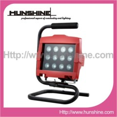 12X1W Integrated outdoor led street light