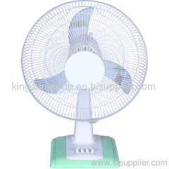 noiseless desk fan
