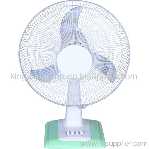 noiseless desk fan