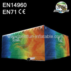 Inflatable Cube Marquee