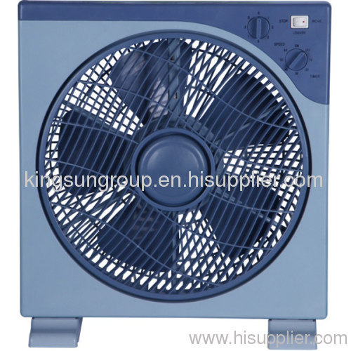 12 electric box fan with timer