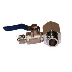 high quality cooper ball valve
