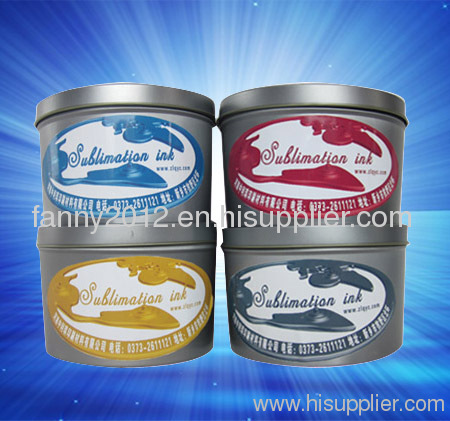 Sublimation Heat Transfer Ink