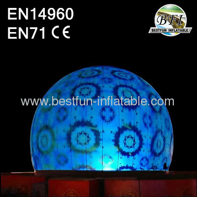 Promotional Inflatable Projection Dome Tent