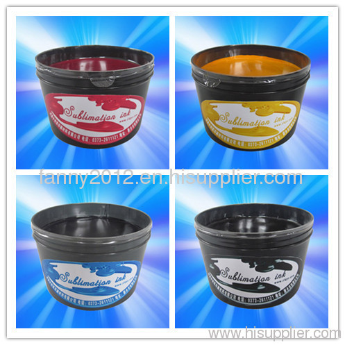 Dye Sublimation Transfer Printing Ink