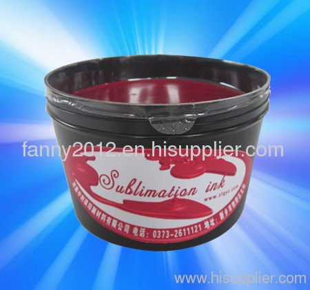 Dye Sublimation Thermal Transfer Ink