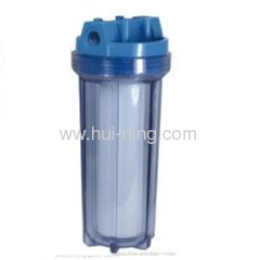 high quality and warranty 1 year 10inch water filter housing