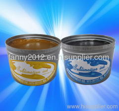 Dye Heat Transfer Offset Printing Ink