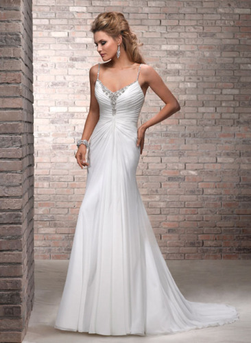 Wedding gowns newest design Full ballgown