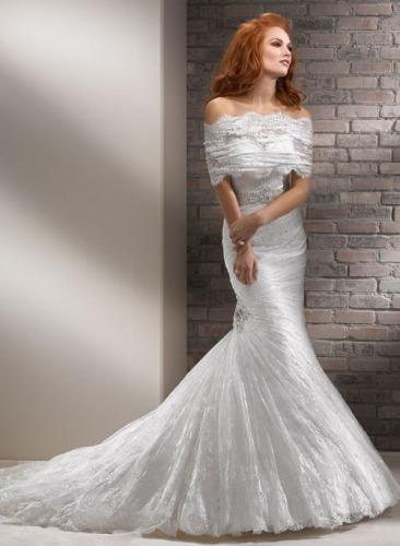 wedding dress newest design