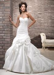 Classic chiffon Bridal Dress