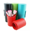 Professional Make up Cylinder cosmetic case