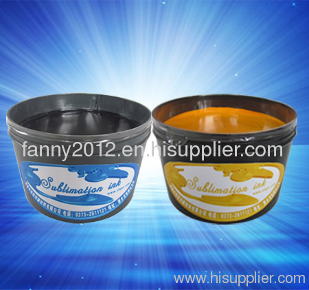 Fabric Sublimation Ink