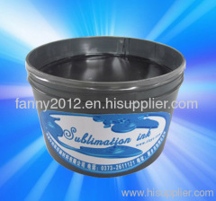 Fabric Sublimation Transfer Ink